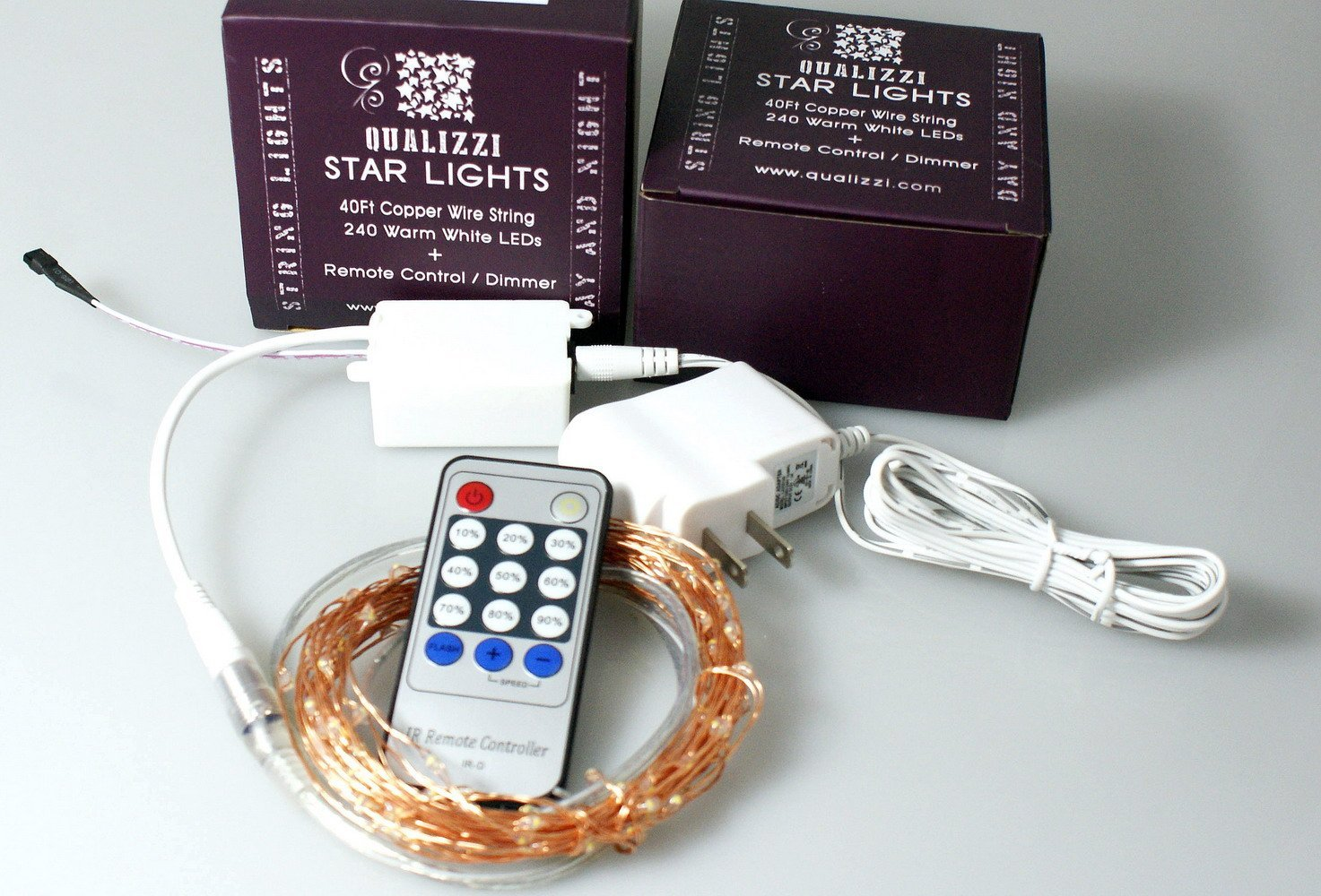 Starry Lights Remote Controlled Qualizzi Starry And