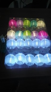 Lantern Ball String Light