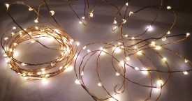 Qualizzi Starry Lights The Brightest Led Copper Wire String